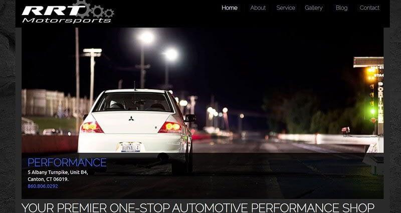 RRT-Motorsports Canton CT Dyno Tune Race Performance CT