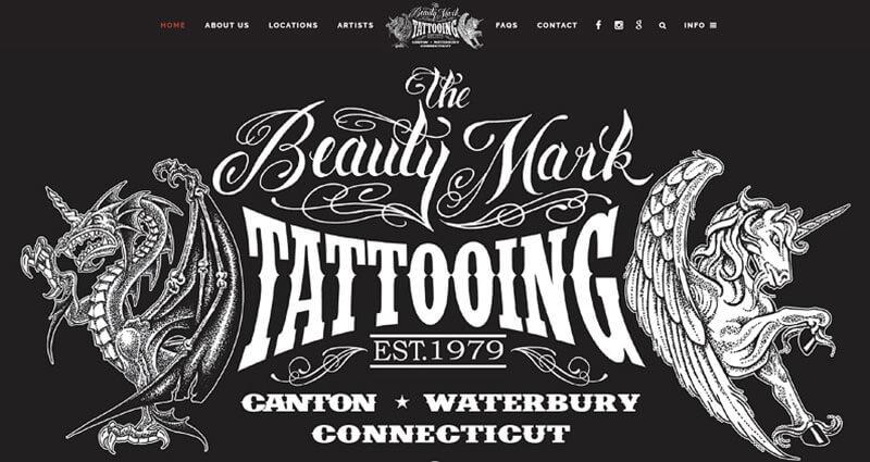 Beauty Mark Tattoo Waterbury CT Piercing Tattooing CT