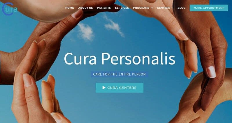 Cura Centers Canton CT Physical Therapy Sports Medicine CT